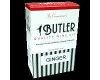 SPECIAL OFFER - Butler Ginger Wine - 6 Bottle Ingredient Kit - Damaged Box