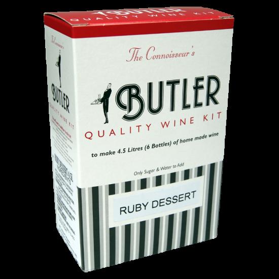 Butler Fortified 6 Bottle - Ruby Desert