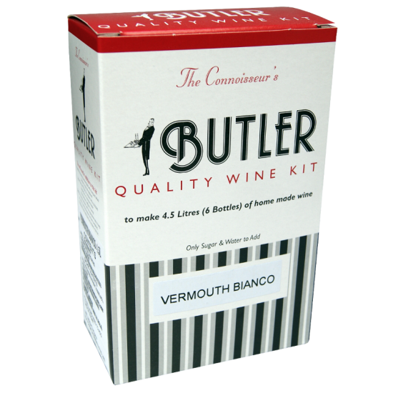Butler Fortified 6 Bottle - Vermouth Bianco