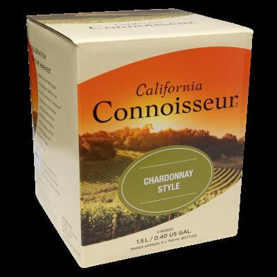 California Connoisseur 6 Bottle - Chardonnay
