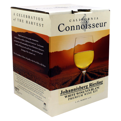 California Connoisseur 6 Bottle - Johannisberg Riesling