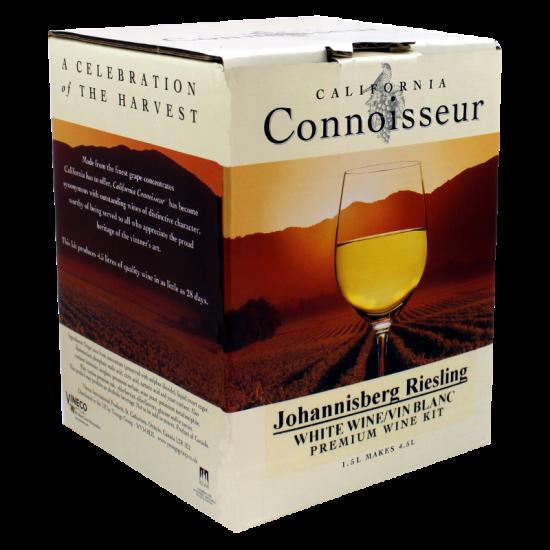 California Connoisseur 6 Bottle - Johannisberg Riesling