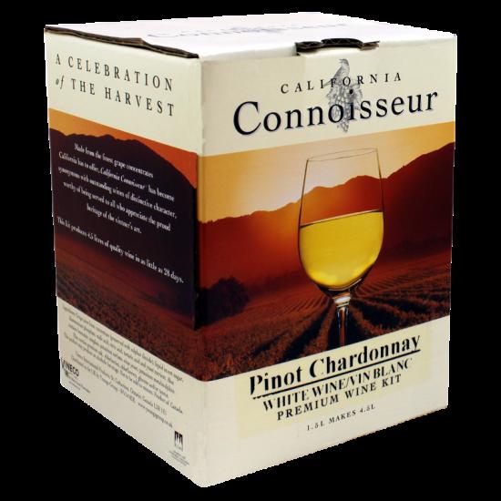 California Connoisseur 6 Bottle - Pinot Chardonnay