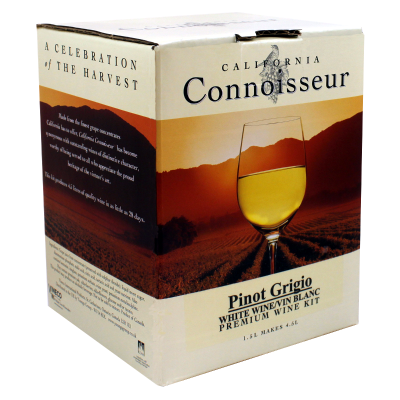 California Connoisseur 6 Bottle - Pinot Grigio