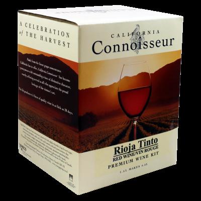 California Connoisseur 6 Bottle - Rojo Tinto