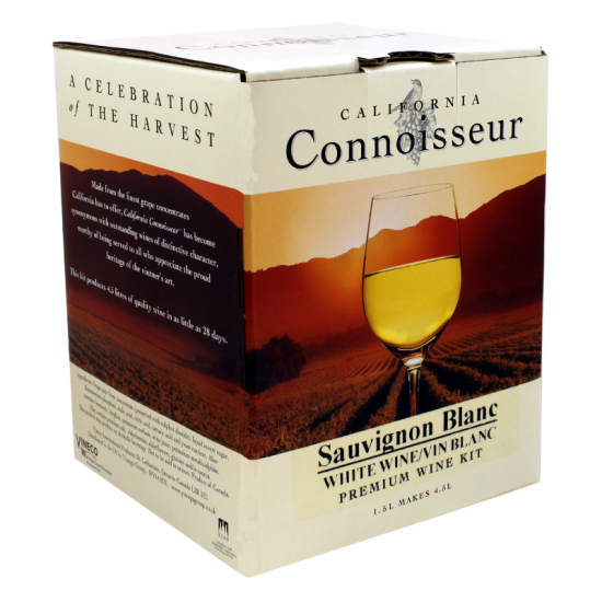 California Connoisseur 6 Bottle - Sauvignon Blanc
