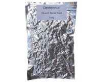 100g Vacuum Foil Packed - Centennial Whole Leaf Hops