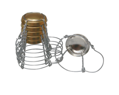 Pack Of 6 Champagne Cages / Wires - Suitable For Corks & Stoppers