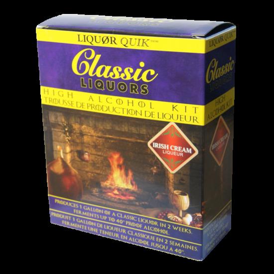 Classic Liquors 1 Gallon - Irish Cream Liqueur