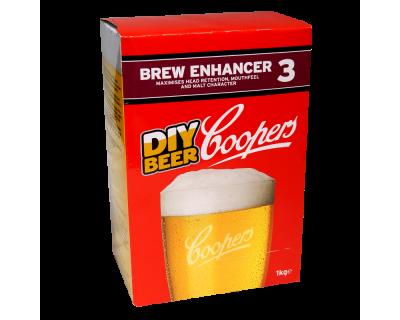 Coopers Brew Enhancer 3 - 1Kg Box