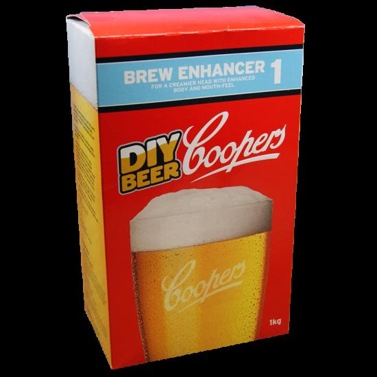 Coopers Brew Enhancer 1 - 1kg Box