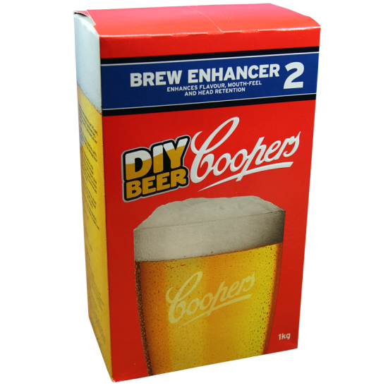 Coopers Brew Enhancer 2 - 1kg Box