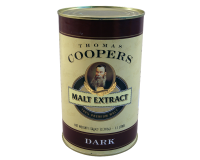 Coopers 1.5Kg Tin Of Liquid Malt Extract (Dark)