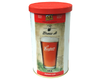 SPECIAL OFFER - Coopers Brew A - American IPA - 40 Pint Beer KiT - Dented Tin