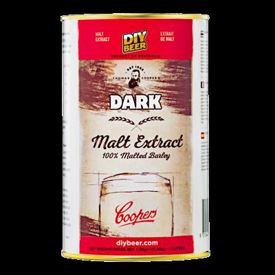 Coopers 1.5Kg Tin Of Liquid Malt Extract (Dark)