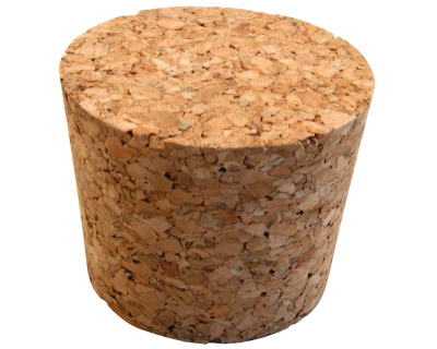 Solid Cork Bung Size No.1