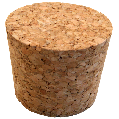 Solid Cork Bung Size No.1