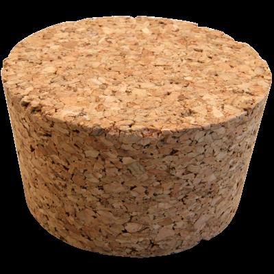 Solid Cork Bung Size No.4