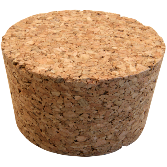 Solid Cork Bung Size No.4
