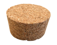 Solid Cork Bung Size No.6