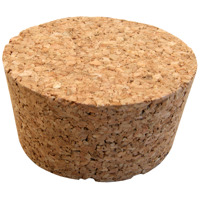 Solid Cork Bung Size No.5