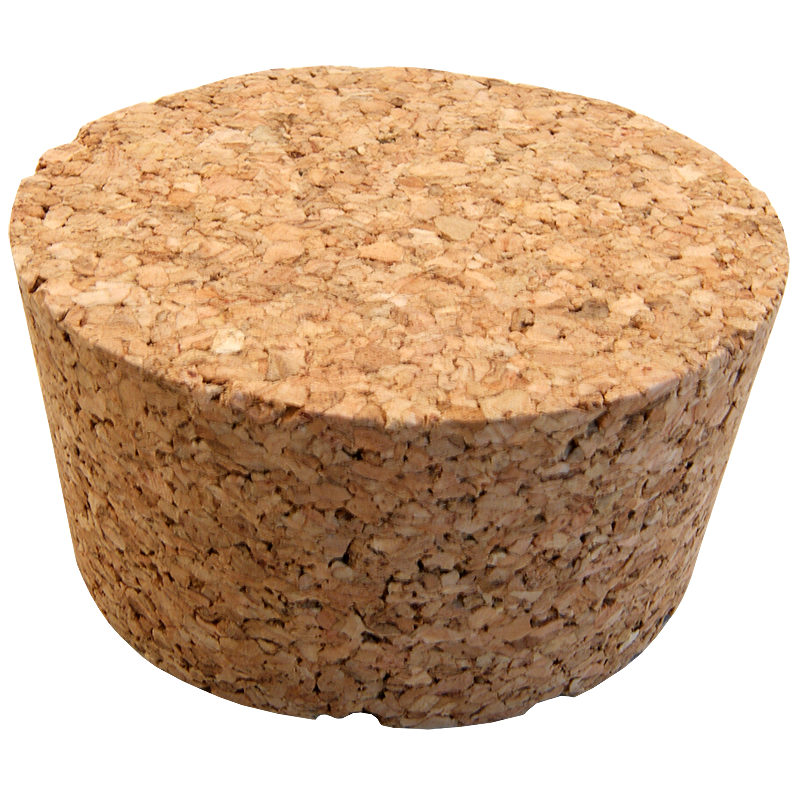 Solid Cork Bung Size No 8 - Balliihoo