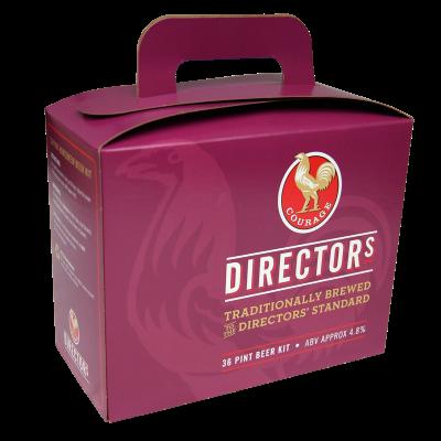 Courage 3Kg - Directors Ale