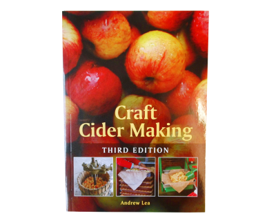 Craft Cider Making Book - Third Edition by Andrew Lea