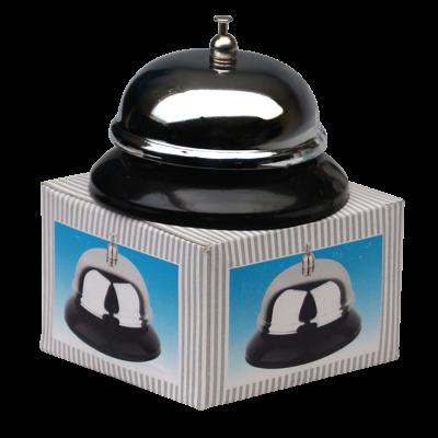 Reception / Bar Service Bell - 8cm Chrome Plated