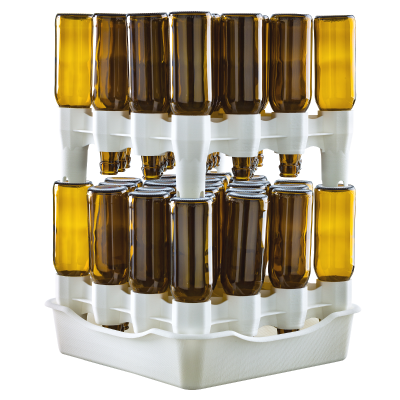Easy Drainer - Stackable Bottle Draining System