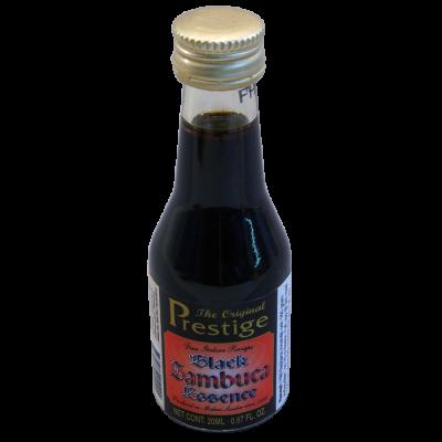 Original Prestige 20ml Black Sambuca Essence