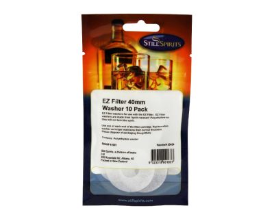 Still Spirits EZ Filter 40mm Washers - Pack of 10 - Product Code 55454