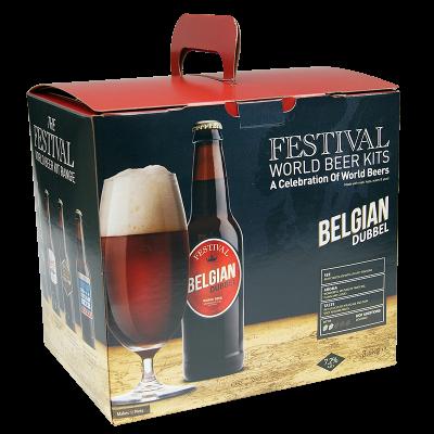 Festival World Beers 3.6kg - Belgian Dubbel