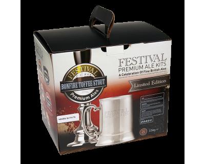 Festival Premium Ale 3.5kg - Bonfire Toffee Stout - Limited Edition
