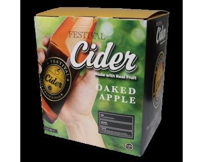 Festival Premium Cider 4.5kg - Oaked Apple