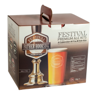 SPECIAL OFFER - Festival Father Hooks Best Bitter - 40 Pint Ingredient Kit - Damaged Box