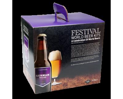 Festival World Beer Kits 3.5kg - German Weiss Wheat Beer