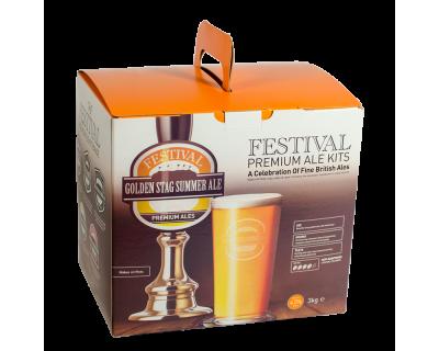 Festival Premium Ale 3kg - Golden Stag Summer Ale