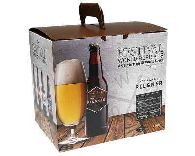 Festival World Beers 3.5kg - New Zealand Pilsner