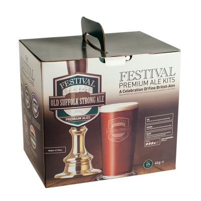 Festival Premium Ale 4kg - Old Suffolk Strong Ale