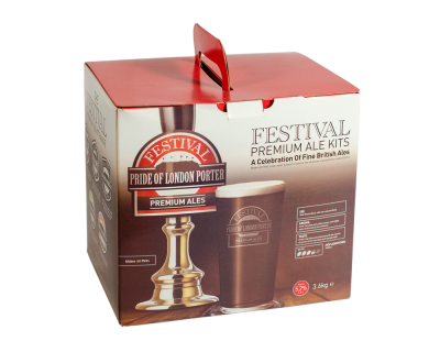 Festival Premium Ale 3.6kg - Pride Of London Porter