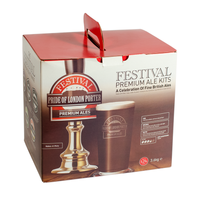 Festival Premium Ale 3.6kg - Pride Of London Porter