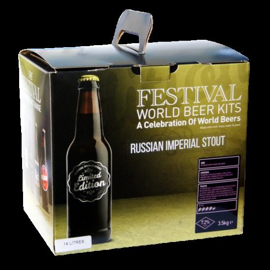 Festival Premium Ale 3.5kg - Russian Imperial Stout - Limited Edition