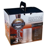 SPECIAL OFFER - Festival Spiced Winter Ale 3.5kg Ingredient Kit - Expired BBE