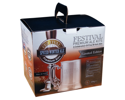 Festival Premium Ale 3.5 kg - Spiced Winter Ale - Limited Edition