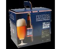 Festival World Beer Kits 3.5kg - U.S. Steam Beer