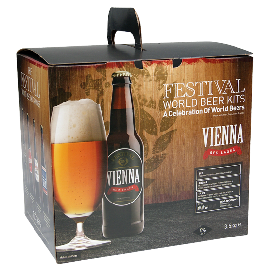 Festival World Beers 3.5kg - Vienna Red Lager
