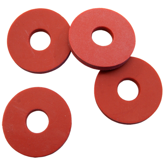 Replacement Seals / Washers For Swing Top Bottle Stoppers -  Pack of 4
