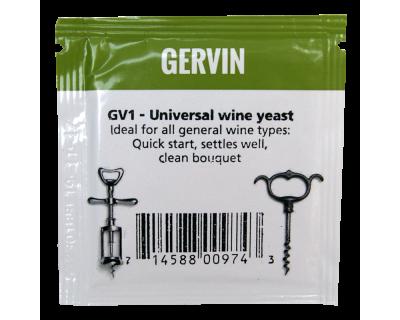 Gervin Yeast - GV1 Universal Wine Yeast