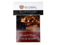 GVI Sticker Labels - Dessert wine